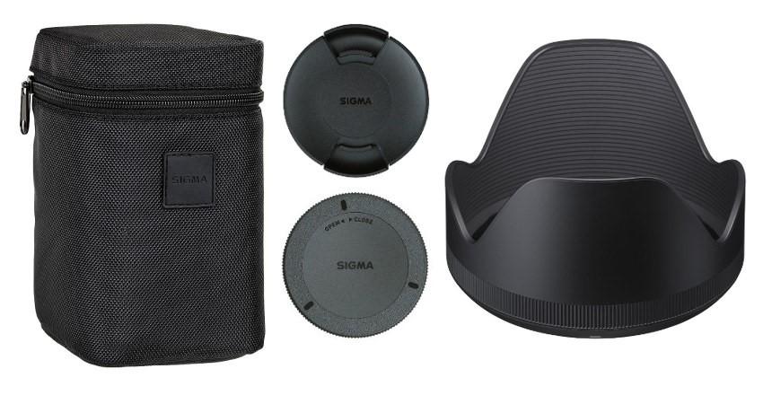 Sigma A 50 wyposażenie