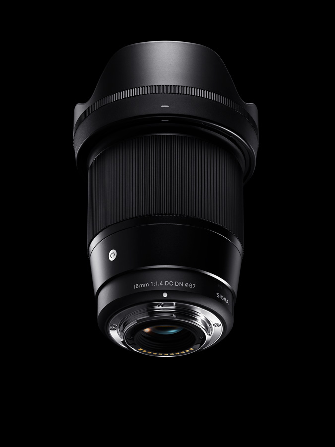 SIGMA 16 mm F/1.4 DC DN Contemporary